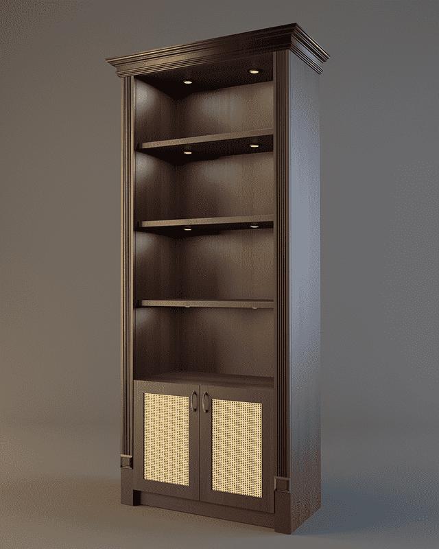 Шкаф для элитного алкоголя V 023