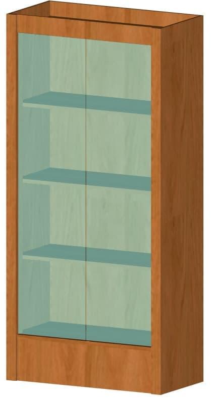 Винный шкаф - стеллаж эконом